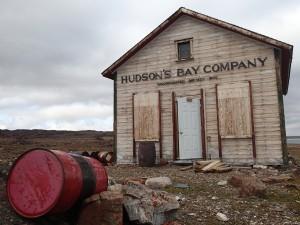 Fort Ross Hudson